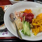 味館食堂 - バクダン海鮮納豆