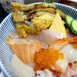 味館食堂 - 特上海鮮丼