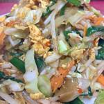 尚チャンラーメン - 野菜ラージャン