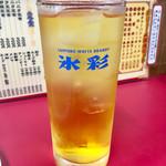 尚チャンラーメン - 緑茶ハイ