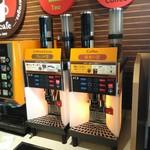ジョイフル - コーヒーディスペンサー2種類