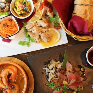 素敵な空間でおいしいお料理を堪能しませんか??