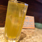 70781903 - 濃いめの緑茶ハイ!