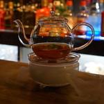 ローズガーデン - 紅茶のフルーツカクテル的な・・