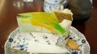 マサムラ - 「メロントルテ」¥450税込