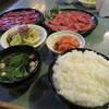 べんけい - 料理写真:ロース、カルビ