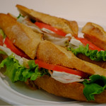 オー・ボン・サンドイッチ ビゴ -
