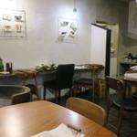 Putali Cafe - カレー屋さんとカフェを折衷したような雰囲気の店3