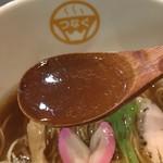麺物語 つなぐ - 中華そばの優しいスープ