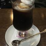 フランソア喫茶室 - コーヒーフロート 950円