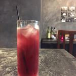 トライベッカ - クランベリージュース