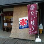 葵堂 - 水落~日吉町駅の通り沿いです