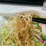 70786448 - チャンポンの麺