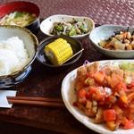 パーク サイド カフェ リアン - 料理写真: