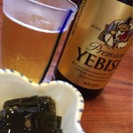 藤屋本店 - エビスビール