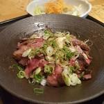 70789700 - ステーキ丼♪