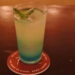 ピックアップ - 青いカクテル