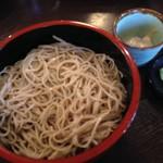 信州蕎麦の草笛 - そば