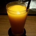 サンマルクカフェ - メロンスムージーS 390円
