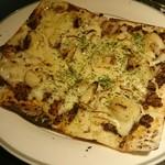 鶏料理・水炊きのお店 シリウス - ハバネロのピザ