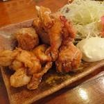 高野家 - チキン南蛮定食…税込700円