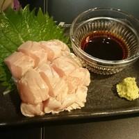鶏料理・水炊きのお店 シリウス-鶏わさ