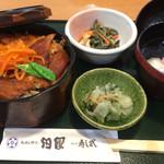 70793004 - 穴子ミニ定食