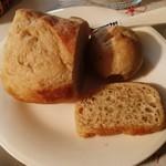 ぐらばあ亭 - 自家製パン