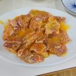 やまちゃん - 料理写真:カシラ