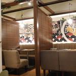 kawara CAFE&DINING - 客席