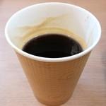 ジェイズカフェ - フェアトレードコーヒー200円