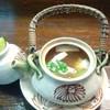 旬亭 - 料理写真:鱧と松茸の土瓶蒸し