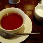 トラットリア・ゴロージィー - コーヒーか紅茶は、ホットのみ