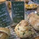 アド・パンデュース - ☆チーズっぽいおっぱいパン☆