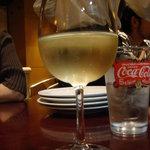 リモネッロ - グラスワイン白