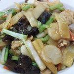 中国料理 萬龍 - 中華飯です。