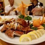 南粤美食 - 當紅脆皮雞
