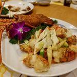 南粤美食 - 炒龍蝦