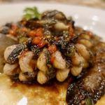 南粤美食 - 豆豉蒸鱔