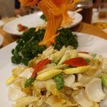 南粤美食 - 炒響螺片