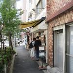 紫 くろ喜 - 外観 17.7.28(金)