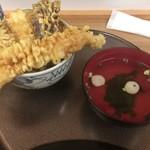 十彩 - 天丼(648円)