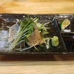 福島壱麺 - 〆鯖