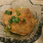 福島壱麺 - 鯖キムチ