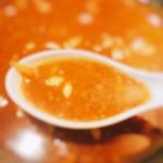 中華そば 一 - スープ