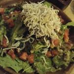 ココモ - しらすのサラダ