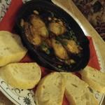 ココモ - 牡蠣のアヒージョ