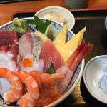 居酒屋 かんたろう - 海鮮丼\980(17-06)