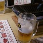 70808185 - 生ビールはサッポロ