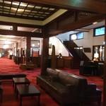 万平ホテル - 大正の風情の待合所